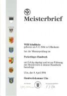 Meisterbrief Willi Schultheiss 72 dpi